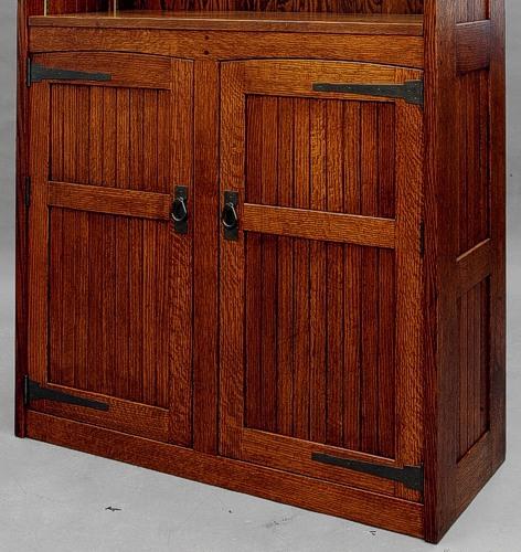 Arts & Crafts Cabinet #876