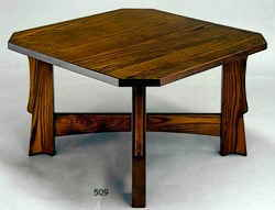 Mission Arts Crafts Coffee Tables By Dryad Studios