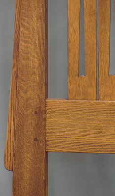 Mackintosh Keyhole Bed